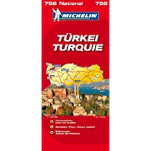 MICHELIN Nationalkarte Türkei
