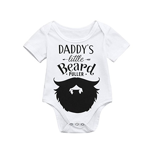 Coupon Matrix - JYC Clearance Newborn Infant Baby Boys Girls Outfits I'm The Rainbow Letters Print Romper Jumpsuit Clothes T-Shirt (White, 6-12 Months)