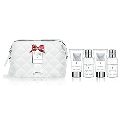 Baylis & Harding Jojoba Silk & Almond Oil Products with a Luxury Wash Bag