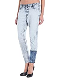 Diesel EAZEE 0666C Femmes Boyfriend Jeans