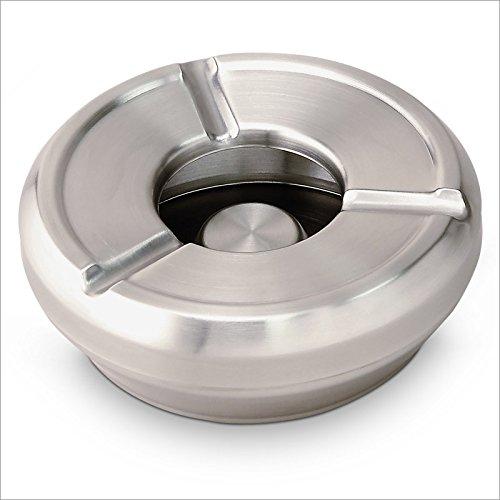 relaxdays-cenicero-de-acero-inoxidable-de-viento-cenicero-con-tapa-extrable-125cm-con-proteccin-fren