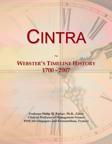 cintra-websters-timeline-history-1700-2007