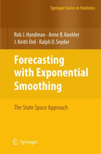 Forecasting with Exponential Smoothing: The State Space Approach (Springer Series in Statistics) (English Edition)