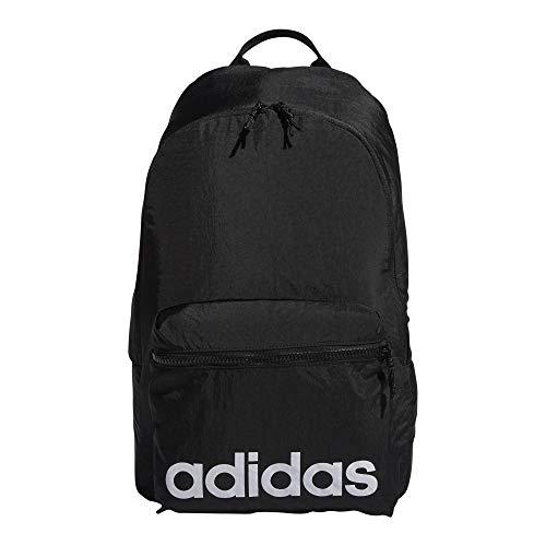 adidas Damen G Bp Daily Rucksack, Schwarz (Negro/Blanco), 36x24x45 centimeters
