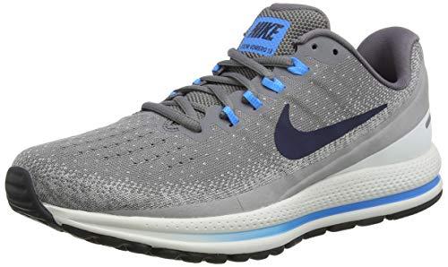Nike Air Zoom Vomero 13, Scarpe da Ginnastica Basse Uomo, Multicolore (Cool Pure Platinum/Wolf Grey/White 001), 48.5 EU