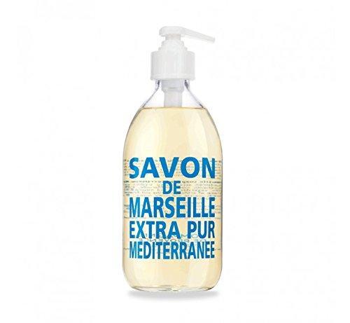 Savon Liquide de Marseille Extra Pur 500ml Méditerranée