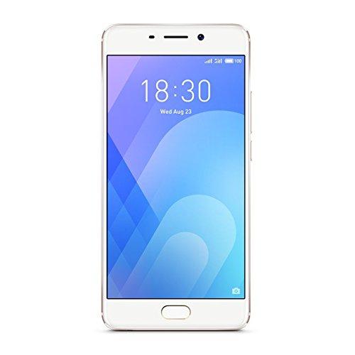 Meizu M6Note - Smartphone DE 5.5' (Snapdragon Octacore RAM de 3 GB, Memoria Interna de 3 GB, Camara DE 12 MP, Android) Color Plata