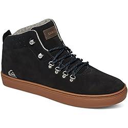Pisahuevos Quiksilver Jax, Zapatillas para Hombre, Negro (Black/Black/Brown xkkc), 39 EU
