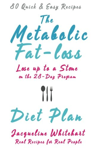 The Metabolic Fat-loss Diet Plan: Lose up to a Stone on the 28-Day Program thumbnail
