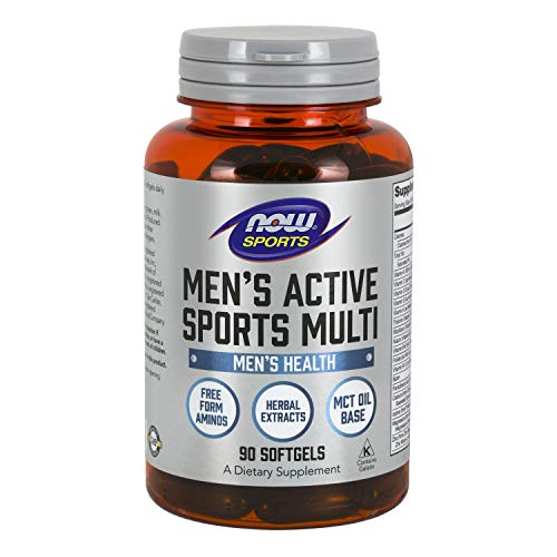 NOW NF Men`s Extreme Sports Multi 90 gels