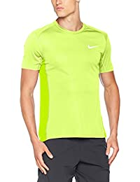 Nike M NK Dry Miler SS Cool Camiseta e41cd45a22bb2