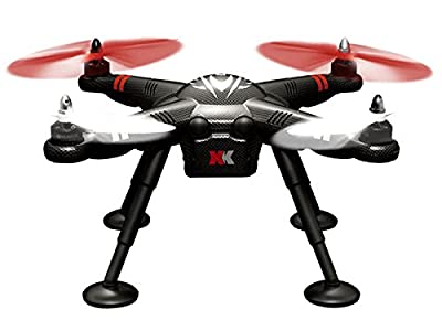 XK X380 Detect 1080p Quadcopter Drone with 2 Axis Camera Gimbal