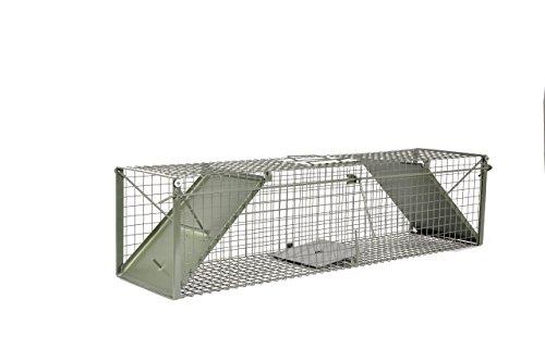KrapTrap® Marderfalle Lebendfalle 116x29x29cm