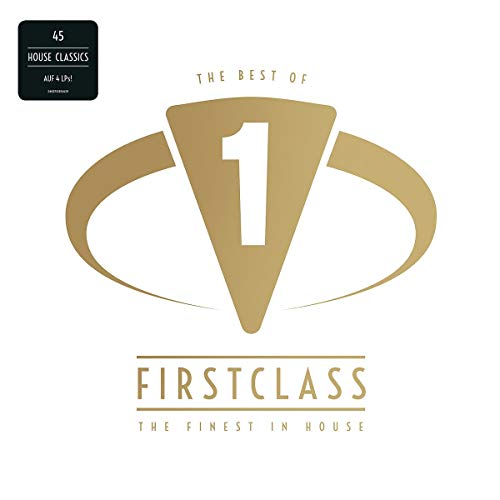 Preisvergleich Produktbild Firstclass - the Finest in House (Best of / 4lp) [Vinyl LP]