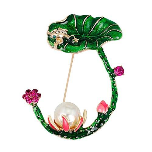 Carry stone Boutonniere Blume Geformt Strass Perle Legierung Frauen Brosche Mädchen Kleidung Dekorative Pin Pflanzen Abzeichen Corsage