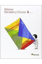 Descargar gratis VALORES SOCIALES Y CIVICOS 5 PRIMARIA - 9788468017921 en .epub, .pdf o .mobi