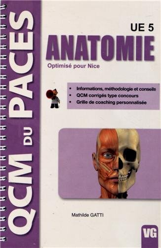 Anatomie UE 5 : Optimisé pour Nice