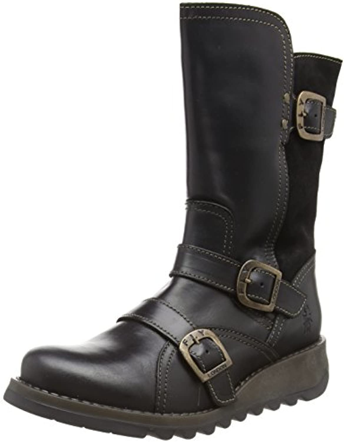 4c917abad76f Fly Fly Fly London Women rsquo s Selk350fly Biker Boots B07CHR3ZLB Parent  febed9