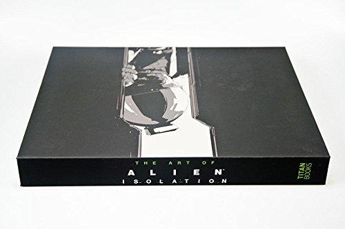 Portada del libro The Art of Alien: Isolation (Limited Edition)