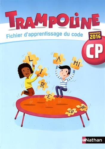 Trampoline CP : Fichier d'apprentissage du code