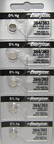 SR-621SW - 363/364 Watch/Calculator Battery