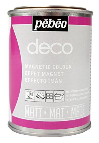 Pebeo 93506 - Latta di colore magnetico, 250 ml