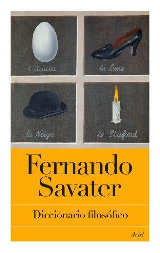 Diccionario filosófico por Fernando Savater