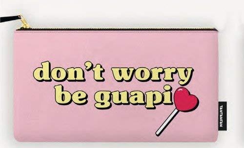 Estuche La vecina rubia. Don't worry, be guapy'
