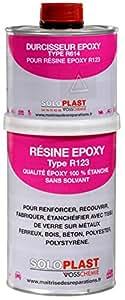 Soloplast 134464 Résine multifonction Epoxy/type R123