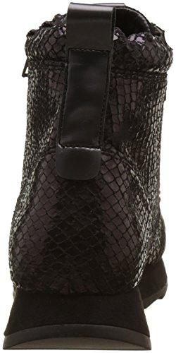 CASSIS COTE D'AZUR Bastide, Baskets Hautes Femme Noir (Noir)