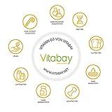 Vitamin D3 Depot 50.000 I.E. Nur eine Vegan Tablette / 50 Tage – Vegane Tabletten (60 vegane Tabletten) - 4
