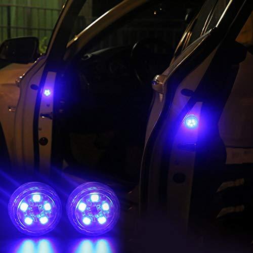 Freie Änderung drahtloses Auto-Styling LED-Licht Anti Collision Car Door Light
