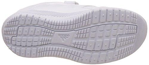 adidas Altarun CF K, Chaussures de Fitness Mixte enfant Multicolore (Ftwr White/mid Grey S14/ftwr White)