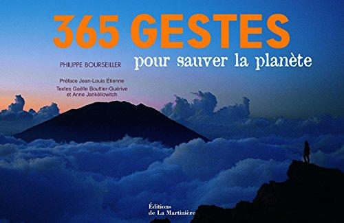 365 Gestes pour sauver la plante
