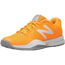 new balance femme grise et orange