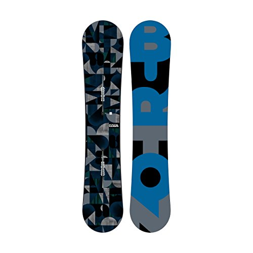 Burton-Tabla de snowboard Clash hombre 2nd-hombre-azul, azul, 155 cm