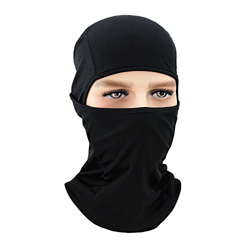 GOYIKI Balaclava Full Half Open Face Mask Breathable Neck Warmer or Tactical Hood for Outdoors Sport Motorcycling Cycling Skiing Hiking Camping