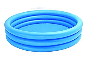 Intex Piscina hinchable 3 aros azul 147 x 33 cm - 288 litros (58426)