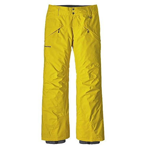 Patagonia Snowshot Pant - Regular Yosemite Yellow Gr. L
