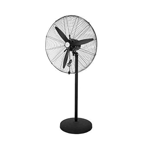 Industrie-sockel-fan (Metall Industrie Fan Sockel Stehen Bodenventilator Mechanische Horn Fan Fabrik Kommerziellen High Power Starke Luftvolumen Elektrische Lüfter Kühlgeräte (Größe: 55 cm) 220V / 50Hz)