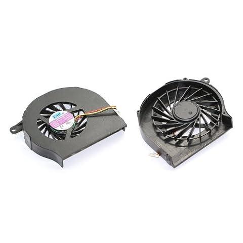 Ventilateur compatible pour ordinateur PC Portable HP G72-A55SF 606013-001, Neuf garantie 1 an, FAN, NOTE-X / DNX