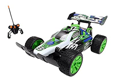 Dickie Toys 201119452 - RC Dirt Slammer, funkferngesteuerter Buggy inklusive Batterien, 26 cm von Dickie Spielzeug