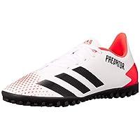 adidas Predator 20.4 TF, Men's Soccer Shoes, White (Ftwr White/Core Black/Pop),9.5 UK (44 EU)