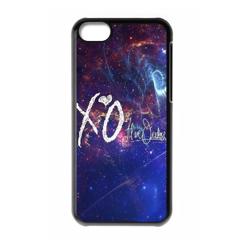 LP-LG Phone Case Of The Weeknd XO For Iphone 5C [Pattern-6] Pattern-2