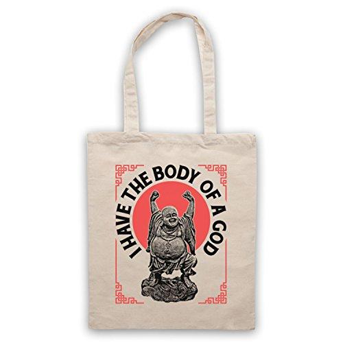 Body Of A God Buddha Umhangetaschen Naturlich