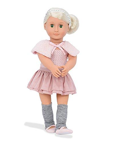 Preisvergleich Produktbild Our Generation BD31106 - OG - Alexa Ballerina Puppe, 46 cm