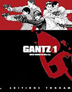 Gantz Edition simple Tome 1