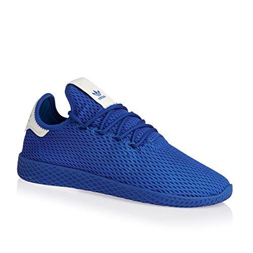 adidas Herren PW Tennis hu Turnschuhe, Rosa Blau (Blau / Blau / Ftwbla)