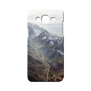 BLUEDIO Designer 3D Printed Back case cover for Samsung Galaxy E5 - G5542