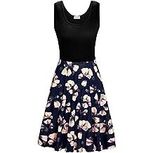 Kleid knielang weiter rock